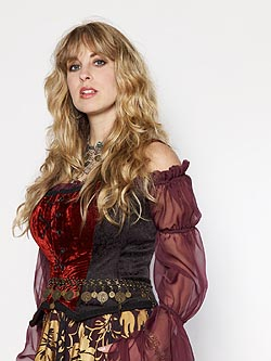 Candice Night Interview